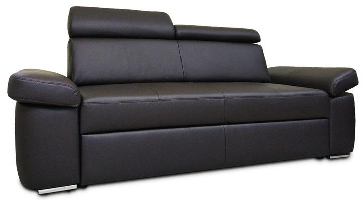 Кожаный двухместный диван Кливленд B9-188 - 5