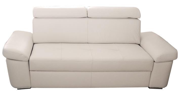Кожаный двухместный диван Кливленд B9-188 - 6