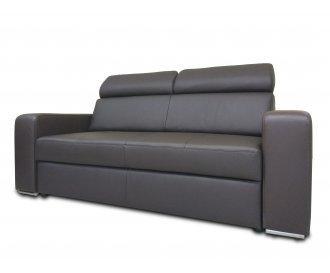 Кожаный двухместный диван Кливленд B1-168