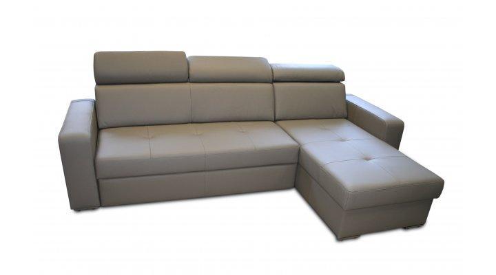 Кожаный угловой диван Кливленд B1-254 - 4