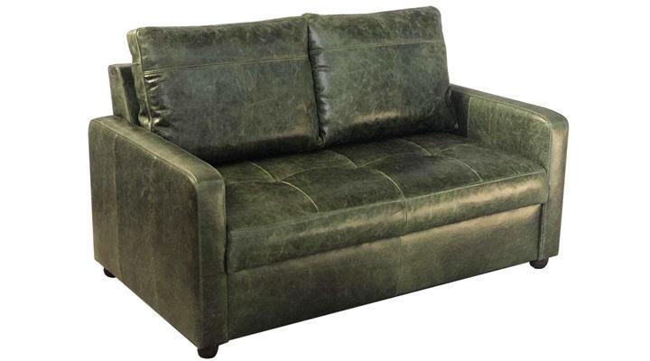 Кожаный двухместный диван Филадельфия В11-150 - 2