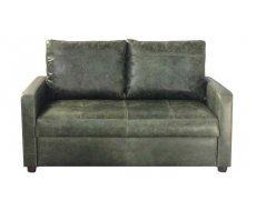 Кожаный двухместный диван Филадельфия В11-150