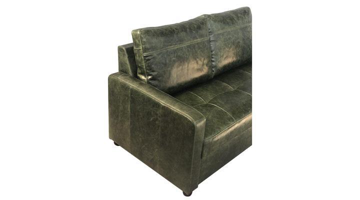 Кожаный двухместный диван Филадельфия В11-150 - 3