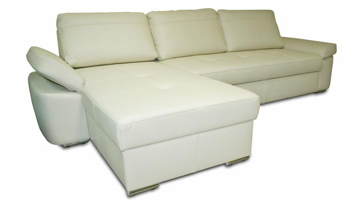 Кожаный угловой диван Филадельфия B9-274 - 2