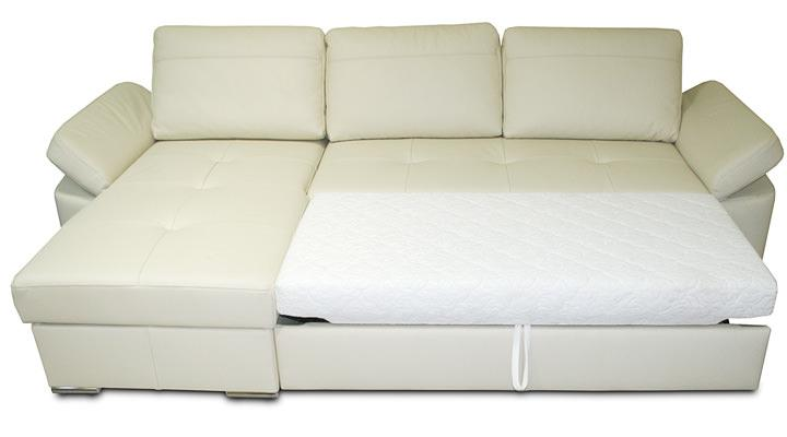 Кожаный угловой диван Филадельфия B9-274 - 3