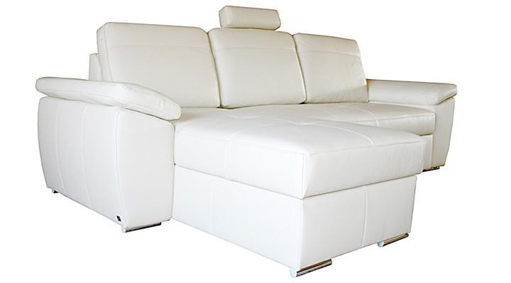 Кожаный угловой диван Филадельфия мини B9-252 - 2