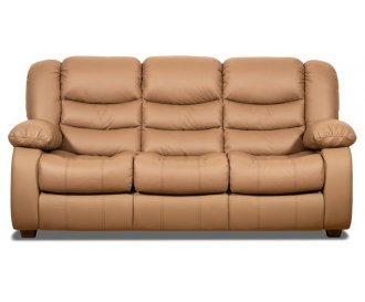 Кожаный диван Манхэттен