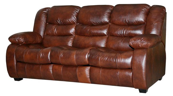 Кожаный диван  Манхэттен - 3