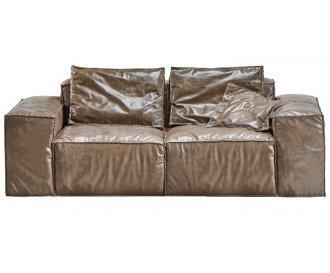 Кожаный диван Мэдисон