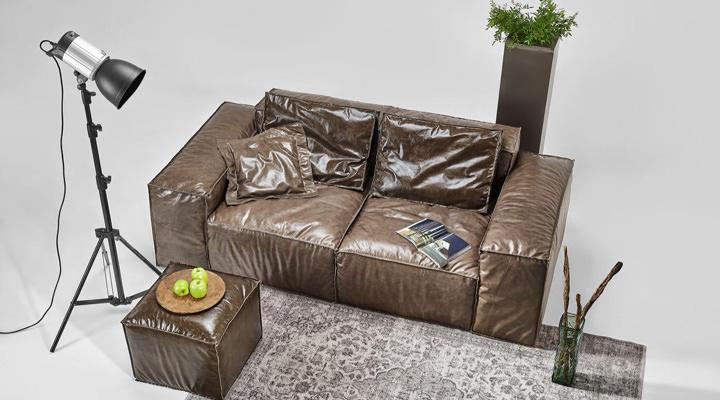 Кожаный диван Мэдисон - 2