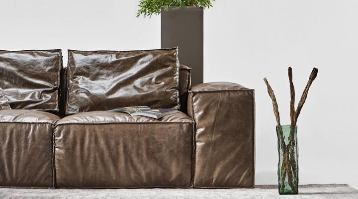 Кожаный диван Мэдисон - 4