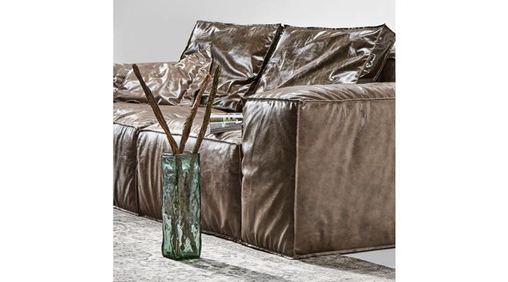 Кожаный диван Мэдисон - 3