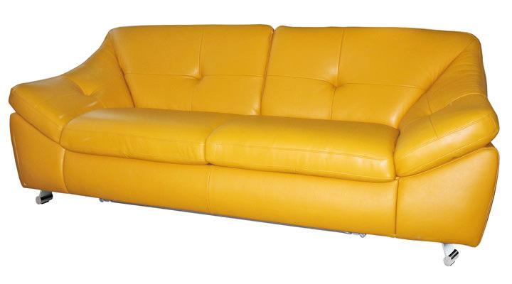 Кожаный диван Небраска - 6