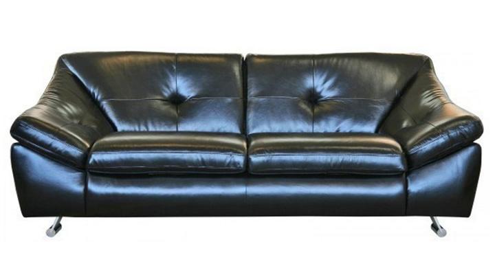 Кожаный диван Небраска - 2