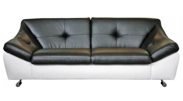 Кожаный диван Небраска - 3