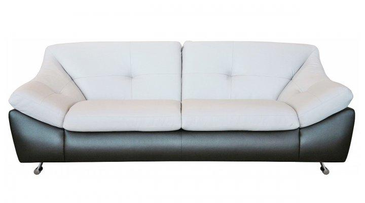 Кожаный диван Небраска - 5