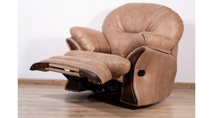 Кожаное кресло Нью-Йорк - 2
