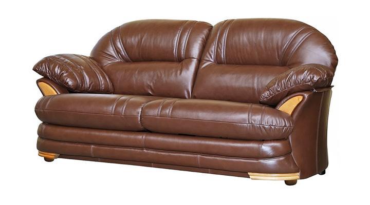 Кожаный двухместный диван Нью-Йорк - 2
