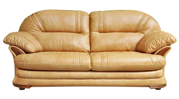 Кожаный диван Нью-Йорк