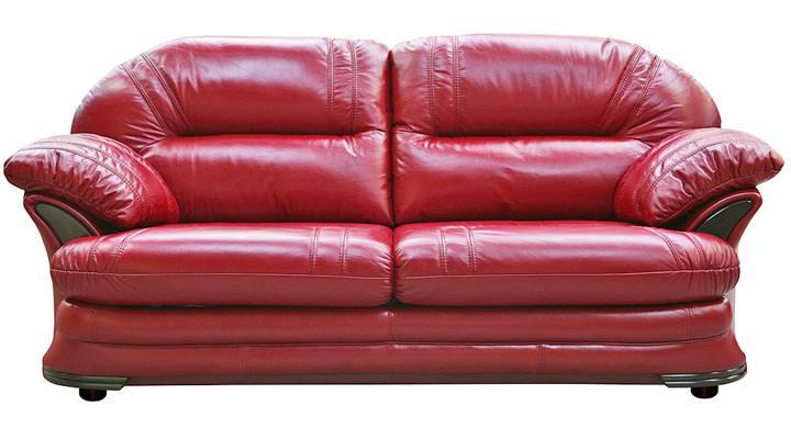 Кожаный двухместный диван Нью-Йорк - 6