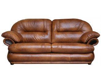 Кожаный диван Орландо