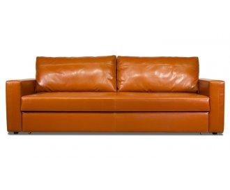 Кожаный диван Филадельфия лонг