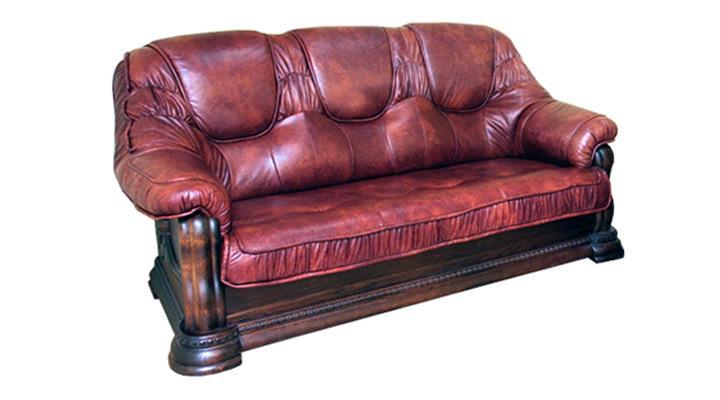 Кожаный диван Gryzli (Гризли) - 4