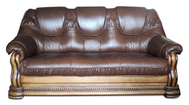 Кожаный диван Gryzli (Гризли)