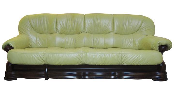 Кожаный четырёхместный диван Senator (Сенатор) - 4