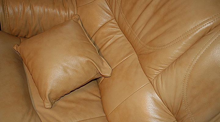 Кожаный четырёхместный диван Senator (Сенатор) - 2