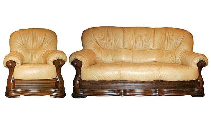 Кожаный диван Senator (Сенатор) - 2