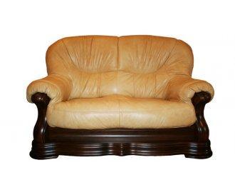 Кожаный двухместный диван Senator (Сенатор)