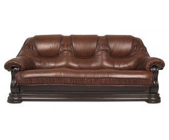 Кожаный диван Гризли 230
