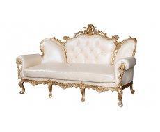 Кожаный диван Белла