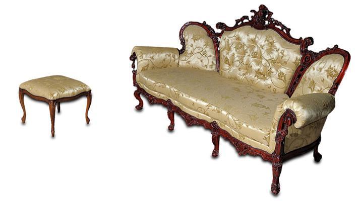 Кожаный диван Белла - 6