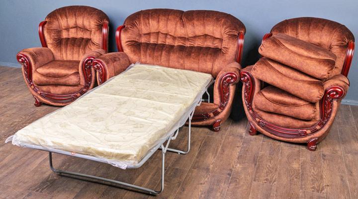 Двухместный диван Джозеф - 7