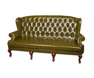 Кожаный диван Вальтер