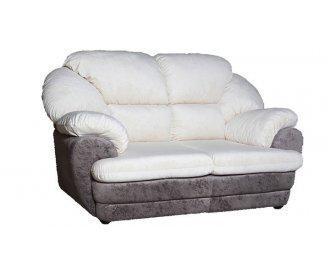 Кожаный двухместный диван Идэн