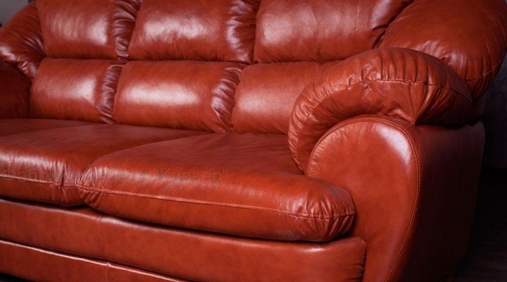 Кожаный диван Идэн - 2