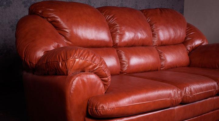 Кожаный диван Идэн - 4