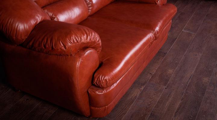 Кожаный диван Идэн - 3