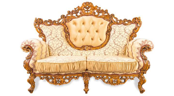 Двухместный диван Виталина