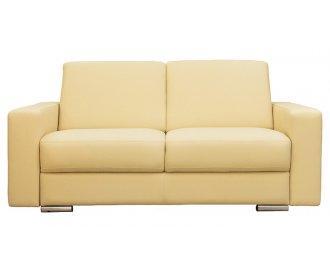 Кожаный двухместный диван Ascoli System (Асколи Систем)