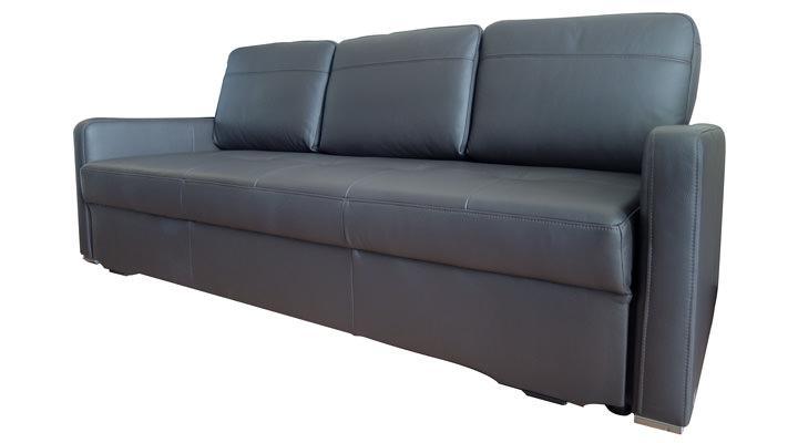 Кожаный диван FX-10 3R B1 - 4