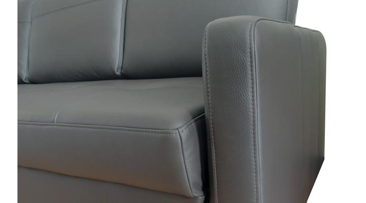 Кожаный диван FX-10 3R B1 - 2