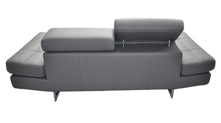 Кожаный двухместный диван LN-1 (ЛН-1) - 2