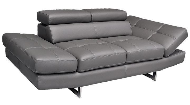 Кожаный двухместный диван LN-1 (ЛН-1)