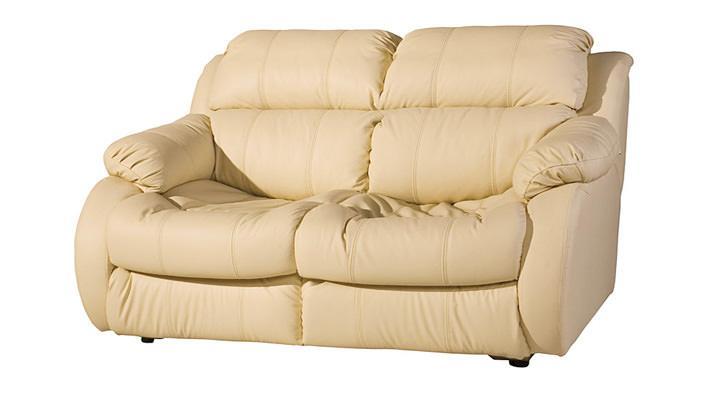 Кожаный двухместный диван Reglainer (Реглайнер)