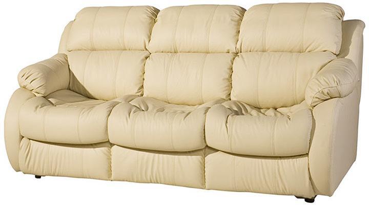 Кожаный диван Реглайнер