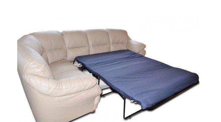 Кожаный угловой диван Sara (Сара) - 2